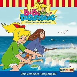 Die Verbotene Hexeninsel (Bibi Blocksberg 95)