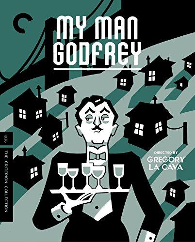 My Man Godfrey [Blu-ray]