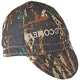 """Comeaux Caps 118-2000-C-7-5/8 Deep Round Crown Caps, 7 5/8"""", Camouflage"""
