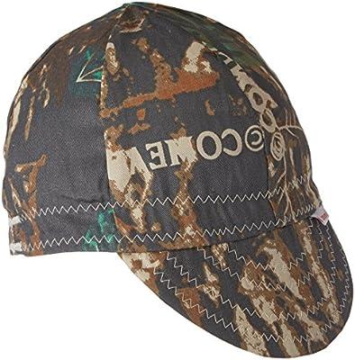 be18a41de6f Comeaux Caps 118-2000-C-7-5 8 Deep Round Crown Caps