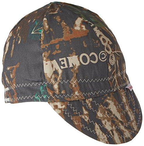 Comeaux Caps 118-2000-C-7-5/8 Deep Round Crown Caps, 7 5/8