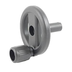 "5140117-77 DeWALT Hand Wheel, DWE7480 Type 1 10"" Compact Jobsite Table Saw"