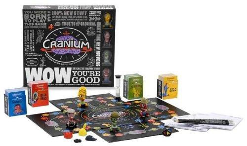 Cranium Wow Game (New Cranium)