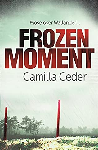 book cover of Frozen Moment