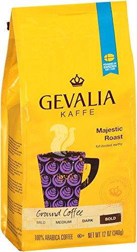 Gevalia Kaffe Bold Majestic Roast Bold, 12 oz