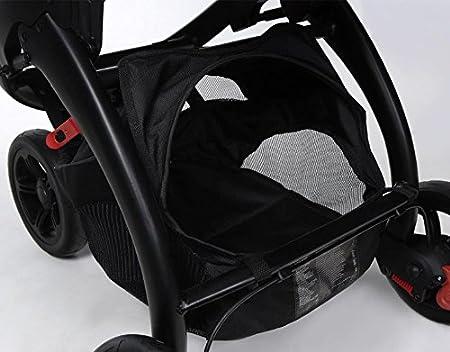 Casualplay Match 3 Kudu 3 - Pack de silla de paseo, capazo Cot, portabebés Baby 0+ y bolso, color rojo: Amazon.es: Bebé