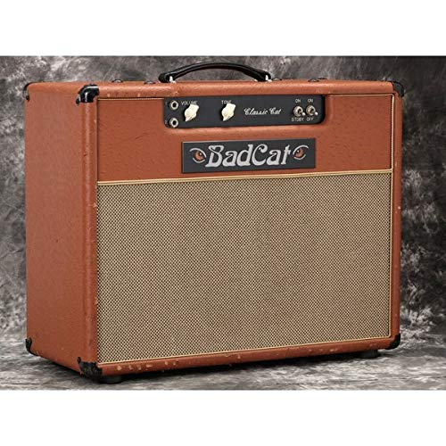 Bad Cat/CLASSIC CAT 20Wフルチューブ ギター用コンボアンプ バッドキャット   B07QZKLFWT