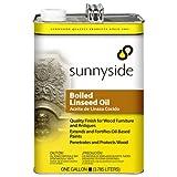 SUNNYSIDE CORPORATION 872G1 1-Gallon Boiled Linseed Oil