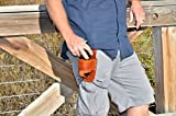 Rocky Mountain Holster Original Leather Beer Holster - Brown