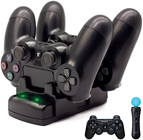 Controller BRHE Playstation Charging Controller Black product image