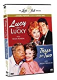 Lucille Ball Specials: Lucy Gets Lucky & Three for [DVD] [Region 1] [US Import] [NTSC]