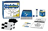 USAopoly Telestrations Original 8 Player Board Game   #1 LOL Party Game   Play with your friends and Family   Hilarious Game for All Ages   The Telephone Game Sketched Out