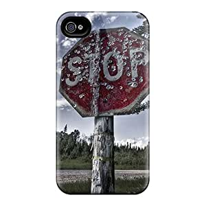 Slim New Design Hard Cases For Iphone4/4s Cases Covers