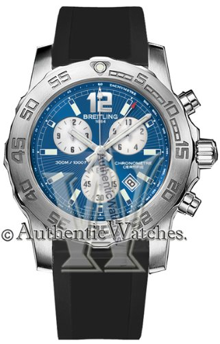 Breitling Aeromarine Colt Chronograph II Mens Watch A7338710/C848
