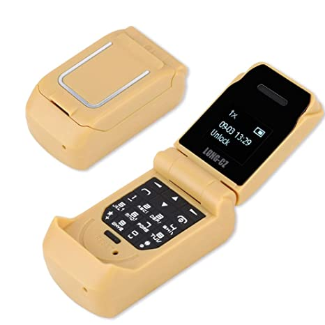 Mavis Laven Teléfono Flip Teléfono Desbloqueado, Mini ...