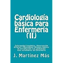 Cardiologia Basica para Enfermeria (II) (Spanish Edition)