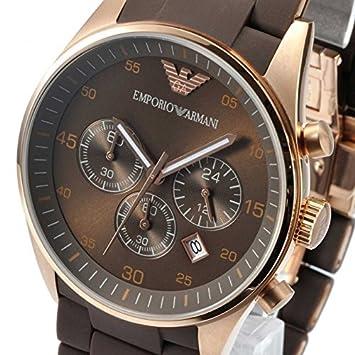 new arrival 58eb0 811e0 Amazon.co.jp: エンポリオアルマーニ Emporio Armani Men's ...
