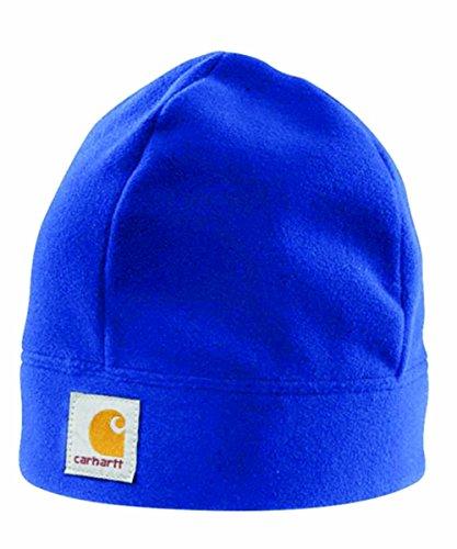 Fleece Carhartt CHA207432 Logotipo Cobalt Hombre Gorra Cap Casquillo Beanie del AdzdxrnqUw