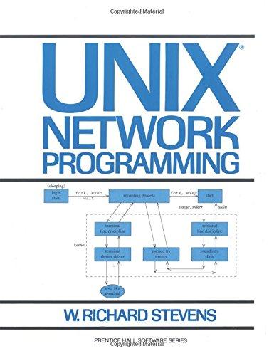 STEVENS: UNIX NETWORK PROGRAMMING _c by Prentice Hall