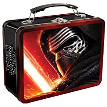 Star Wars: The Force Awakens Tin Lunch Box 9 x 8in