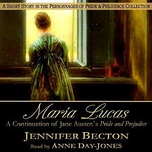 Maria Lucas Audiobook