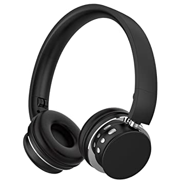 HAOJH Auriculares De Música Bluetooth Auriculares Tarjeta De ...