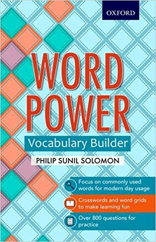 Buy Word Power: Vocabulary Builder Book Online at Low Prices