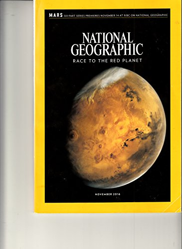 National Geographic magazine November 2016