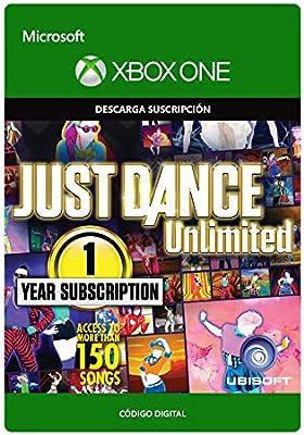 Just Dance Unlimited: 1-Year Subscription   Xbox One - Código de ...