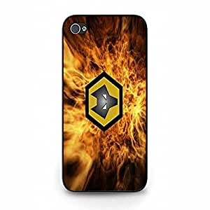 Powerful Fire Wolverhampton Wanderers Football Club Phone Case Cover for Iphone 5 5s Wolverhampton Wanderers FC newest