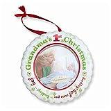 viStar Grandma First Christmas Ornament