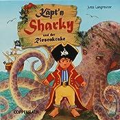 Käpt'n Sharky und der Riesenkrake | Jutta Langreuter, Rainer Bielfeldt