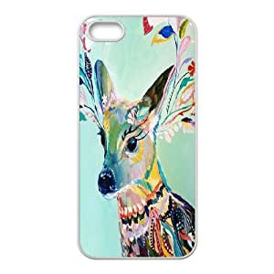 Giraffe The Unique Printing Art Custom Phone Case for Iphone 5,5S,diy cover case ygtg-761424