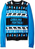 Carolina Panthers One Too Many Ugly Sweater Extra Large