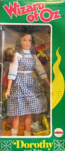 Wizard of Oz Dorothy and Toto Doll (1974