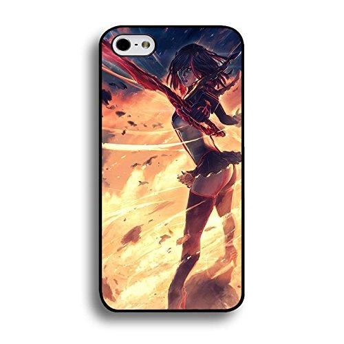 Iphone 6 Plus/6S Plus 5.5 Inch Phone Case KILL la KILL Sexy Anime Girl Unique Pattern Cover