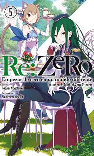 Re:Zero (novela) nº 05: Empezar de cero en un mundo diferente. Volumen 5: Truth of Zero 2ª parte: 241 (Manga Novelas (Light Novels)) por Tappei Nagatsuki,Daruma