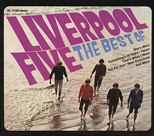 The Best Of Liverpool Five (The Best Of Liverpool)