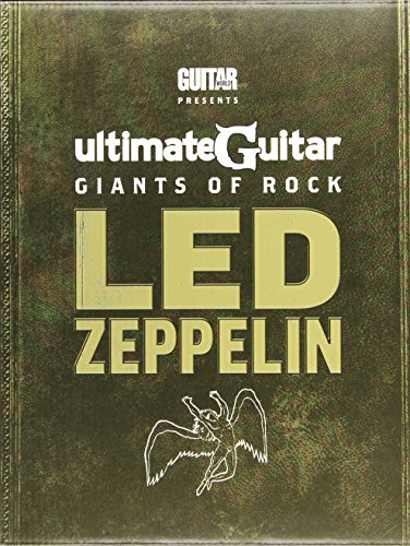 (Guitar Word Presents Ultimate Guitar Giants of Rock: Led Zeppelin (Collector's Edition Box Set: biography booklet, songbook, collector's edition magazine, DVD) )