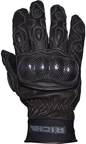 couleur noir Richa Gants de moto pour homme