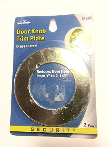 Brass Plated Door Knob - 4