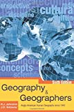 Geography And Geographers 6Th Edition: Anglo-American Human Geography Since 1945