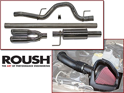 2011-2014 Ford F-150 6.2L V8 Roush Exhau - Ford F150 Roush Shopping Results