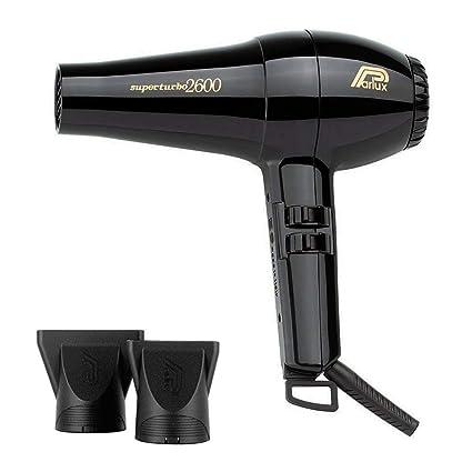 Parlux - Superturbo 2600 secador de pelo negro