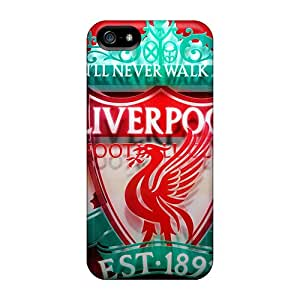 Hot New Beloved Football Club England Liverpool Case Cover For Iphone 6 With Perfect Design
