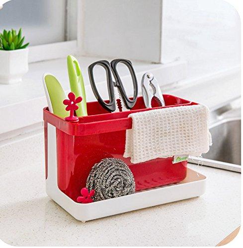 Kitchen Accessories Amazon Uk: Kitchen Sink Organiser Tidy