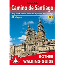 CAMINO DE SANTIAGO (ANG)WAY OF ST JAMES FROM PYRENEES