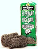 #3 Steel Wool Hand Pads (16 pads/bag), Case of 6