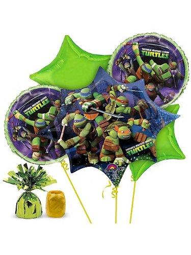 BirthdayExpress Teenaged Mutant Ninja Turtles Balloon Kit (Each)