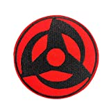 Mangekyo Sharingan Itachi/Sasuke/Madara Sticker